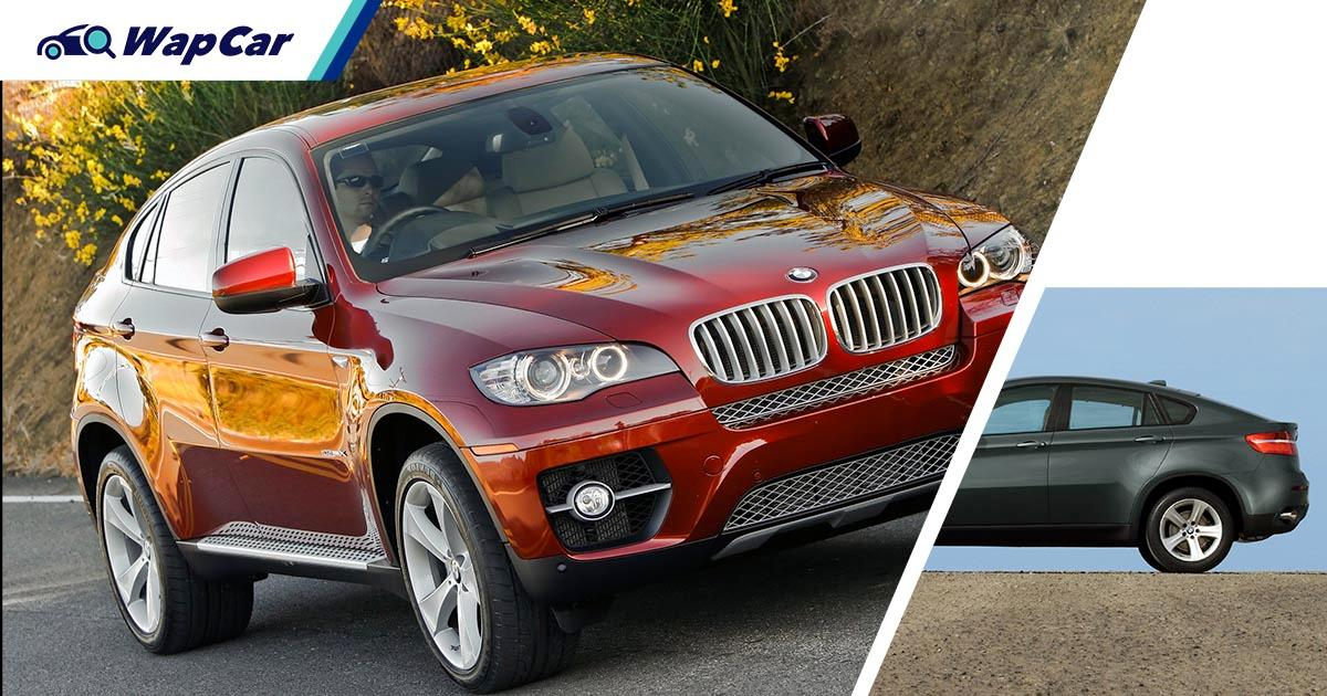 RM 80k buys you a new Vios, or a 12-year old BMW X6 (E71), but how much to repair? 01