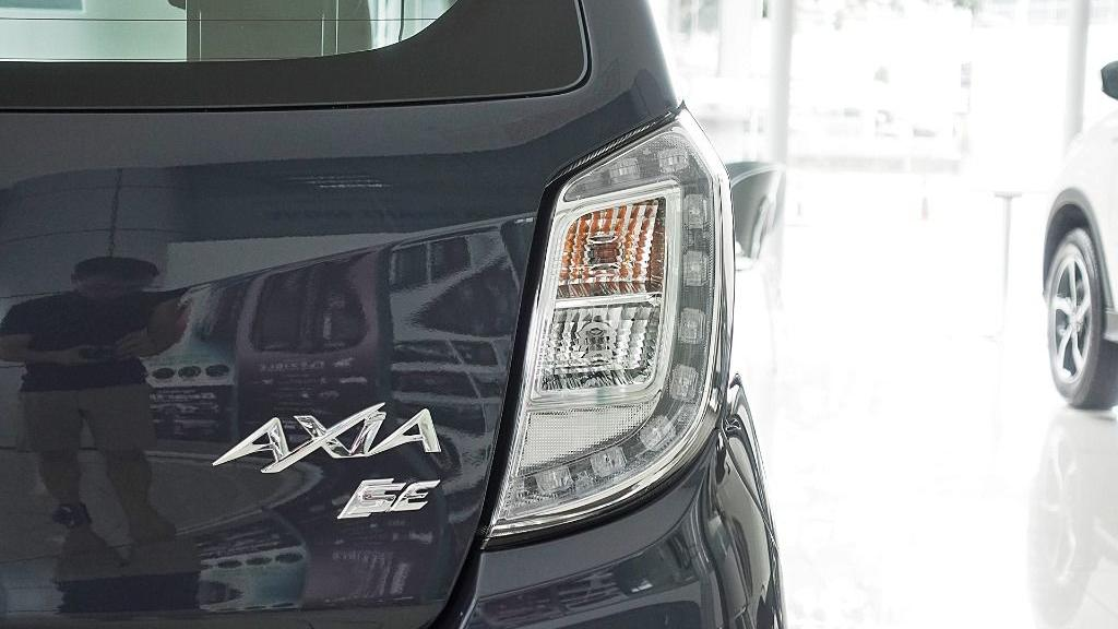 2018 Perodua Axia SE 1.0 AT Exterior 036