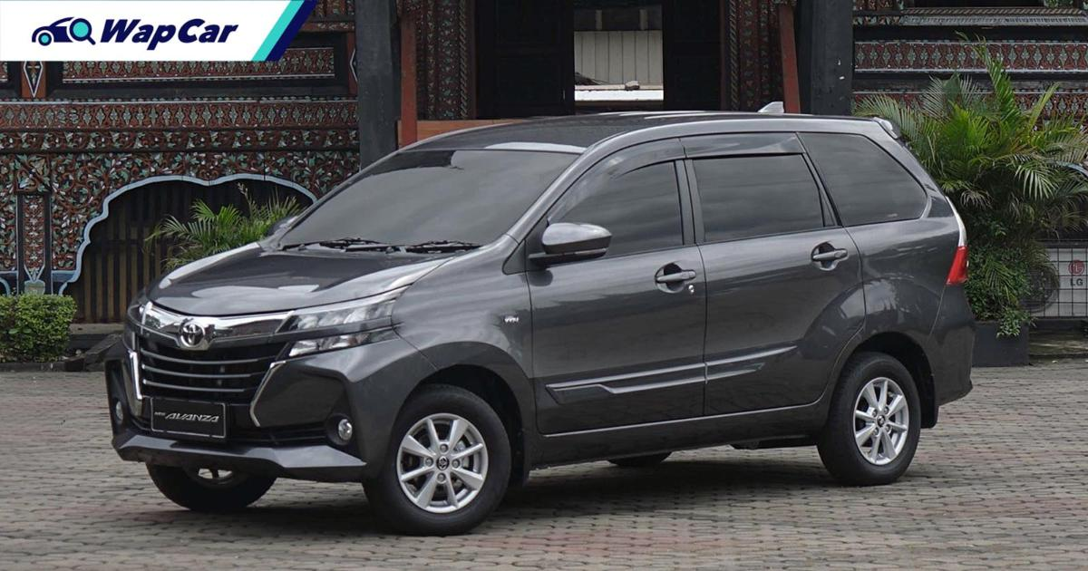Toyota Avanza – Improvements needed to keep the BR-V and Xpander away 01