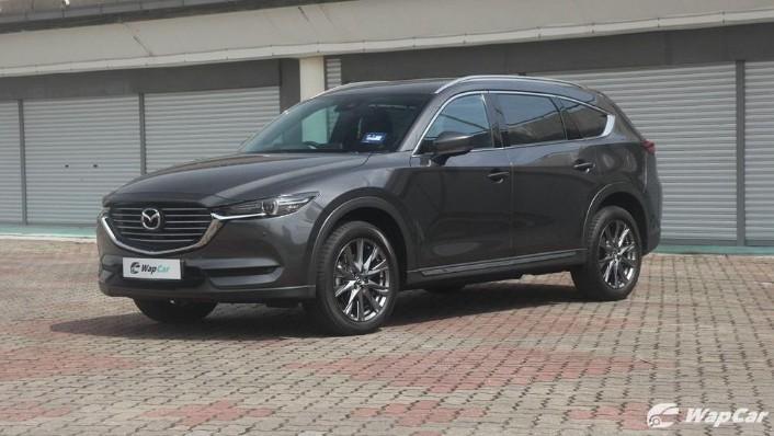 Mazda CX-8 2.2 SKYACTIVE (2019) Exterior 001