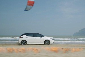 Nissan Leaf out to prove it's not boring with challenge of a century