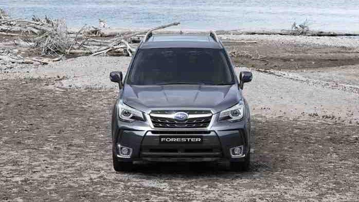Subaru Forester (2018) Exterior 002