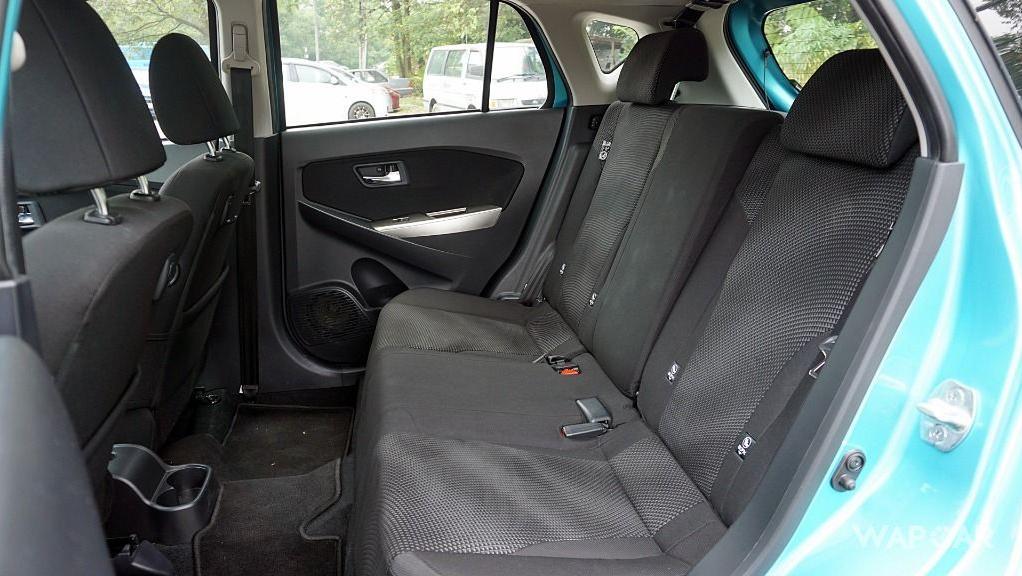 2018 Perodua Myvi 1.3 X AT Interior 037