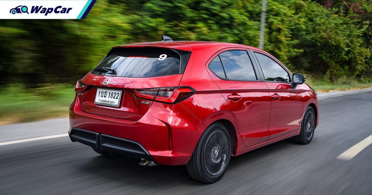2021 Honda City Hatchback goes to Indonesia with 1.5L engine, Malaysia soon? 01