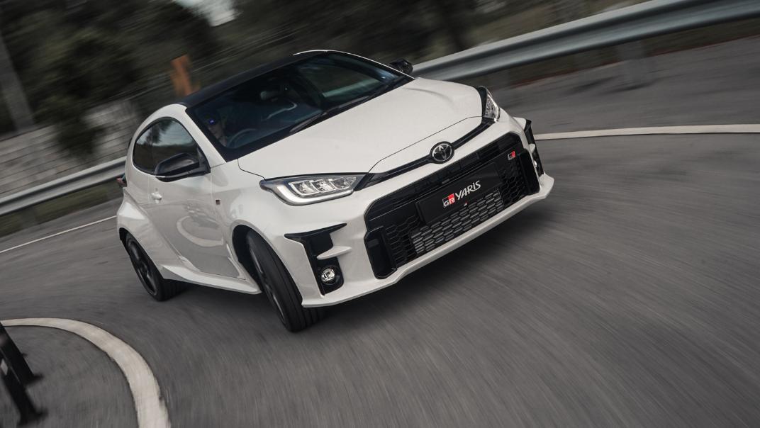 2021 Toyota GR Yaris Exterior 056