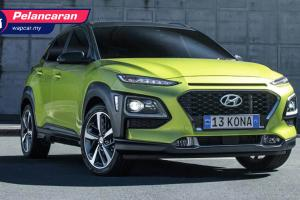 Hyundai Kona 2020 dilancarkan: CBU, bermula RM 115,888 – Saingan Proton X50 dari Korea?