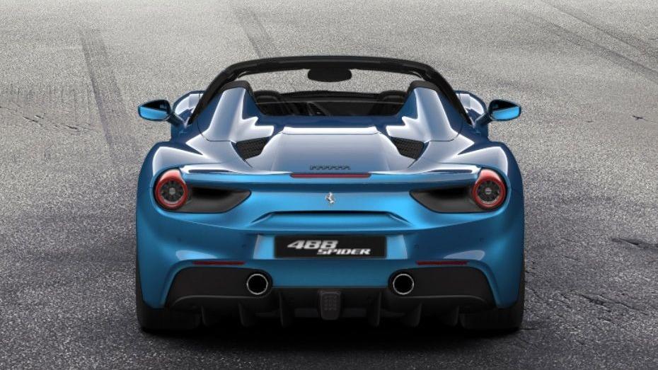 Ferrari 488 (2015) Exterior 010