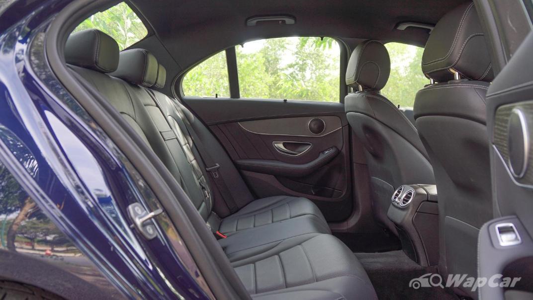2020 Mercedes-Benz C-Class C 200 AMG Line Interior 040