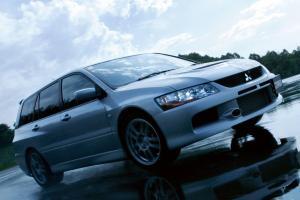 Mitsubishi Lancer Evo IX Wagon - the first and last of its kind?
