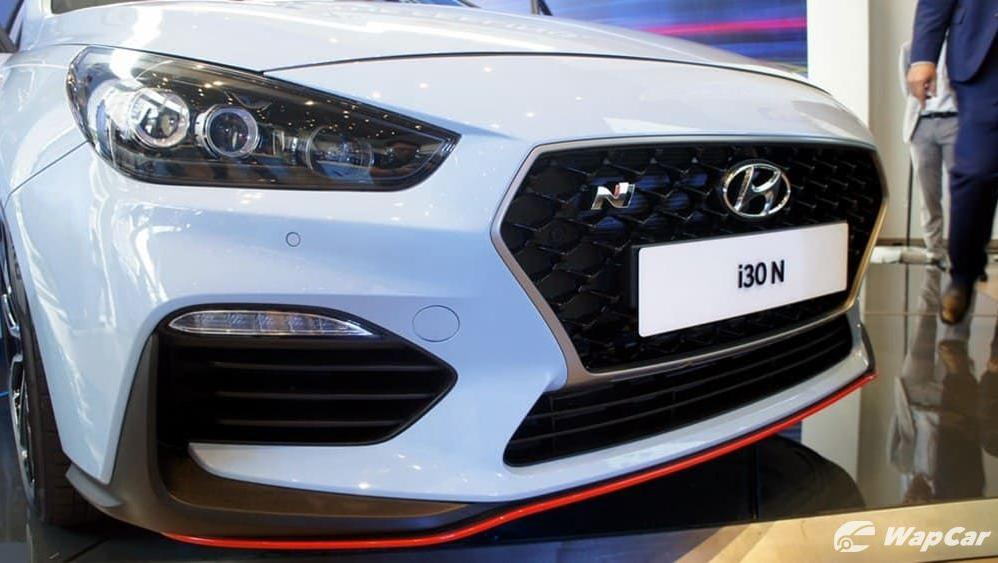 2020 Hyundai i30N Exterior 004