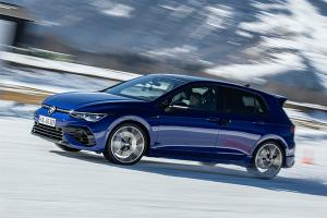 Volkswagen Golf R Mk8 gets Drift Mode like an AMG A45S