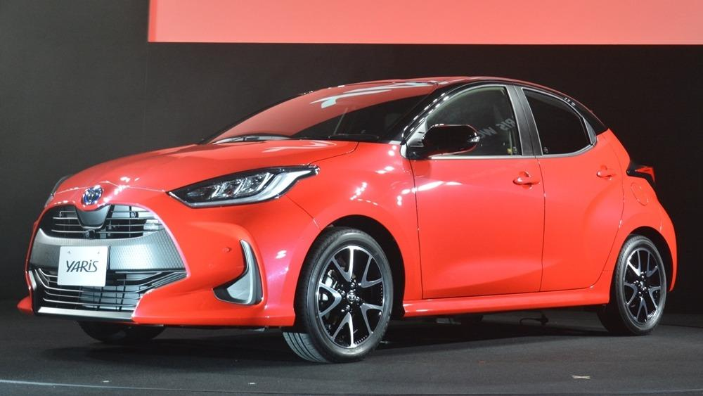 All-New 2020 Toyota Yaris debuts, now with swiveling seats and Volvo-level AEB 01