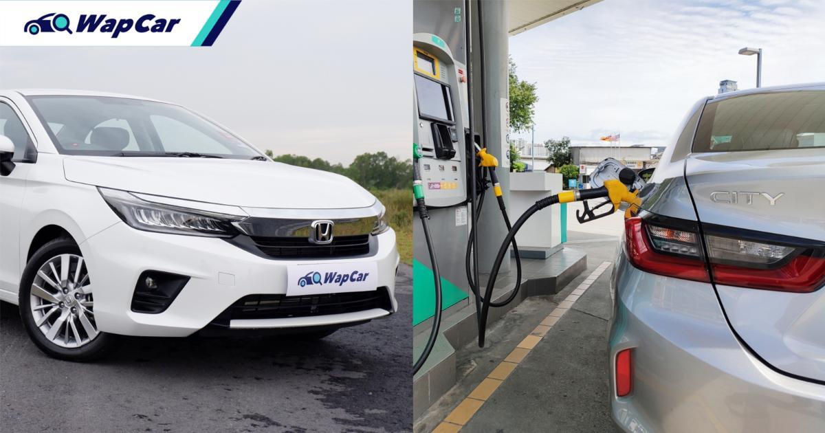 Honda City 1.5L V 2020 – betul ke save minyak kaw kaw? 01