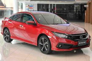 Thailand loves the Honda Civic, outsells Corolla Altis by almost 3x more