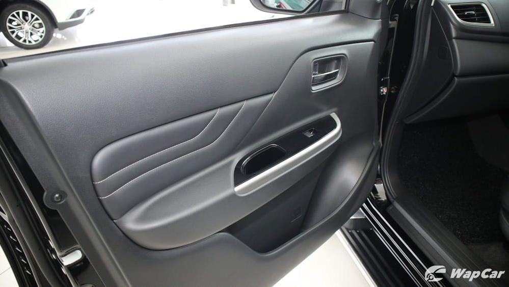2019 Mitsubishi Triton VGT Adventure X Interior 039