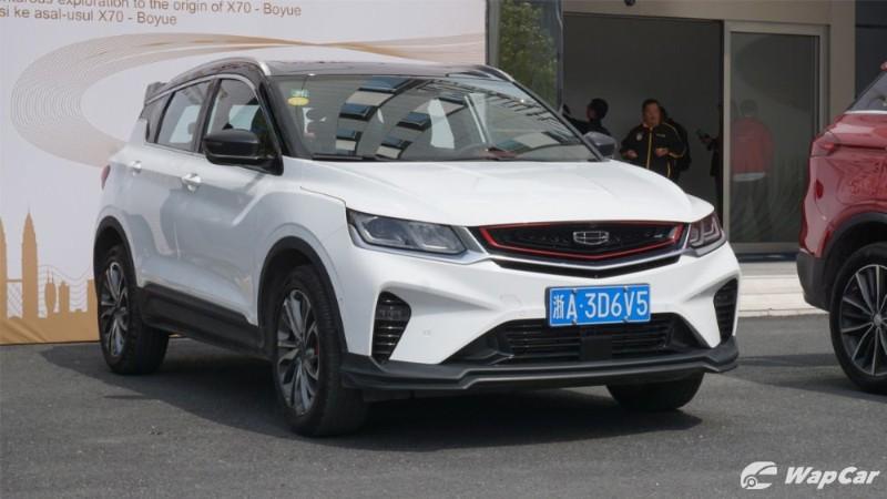 2020 Proton X50 Fuel Consumption