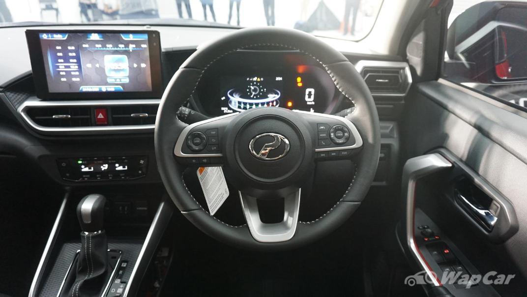 2021 Perodua Ativa 1.0L Turbo AV Interior 005