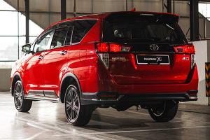 Toyota Innova facelift 2021 - varian mana yang paling berbaloi?