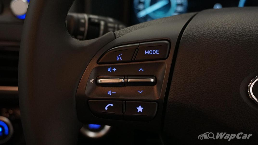 2021 Hyundai Kona 2.0 Active Interior 006