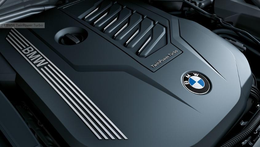 BMW X7 (2019) Interior 016