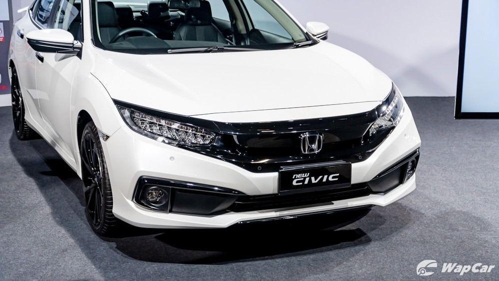 2020 Honda Civic 1.5 TC Premium Exterior 047