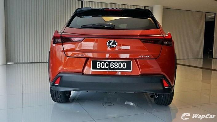 2020 Lexus UX 200 Urban Exterior 006