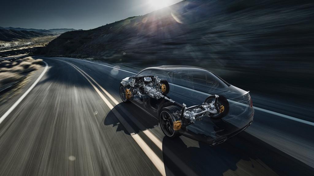 Mercedes-Benz AMG E-Class (2019) Exterior 014