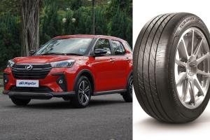 Bridgestone Turanza T005A rolls the way with the Perodua Ativa