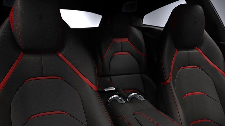 Ferrari GTC4Lusso T (2017) Interior 006