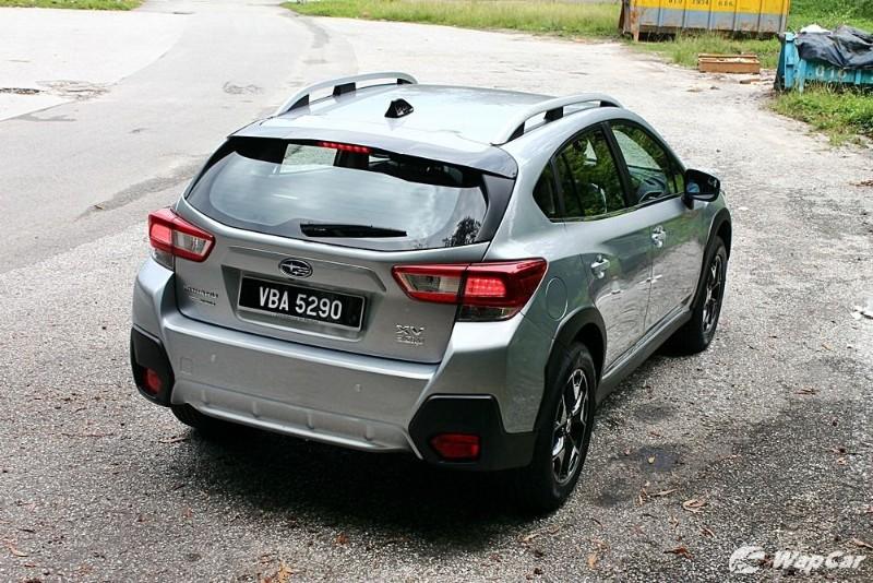 Subaru XV: Jangan lupakan SUV ini dalam senarai anda! 02