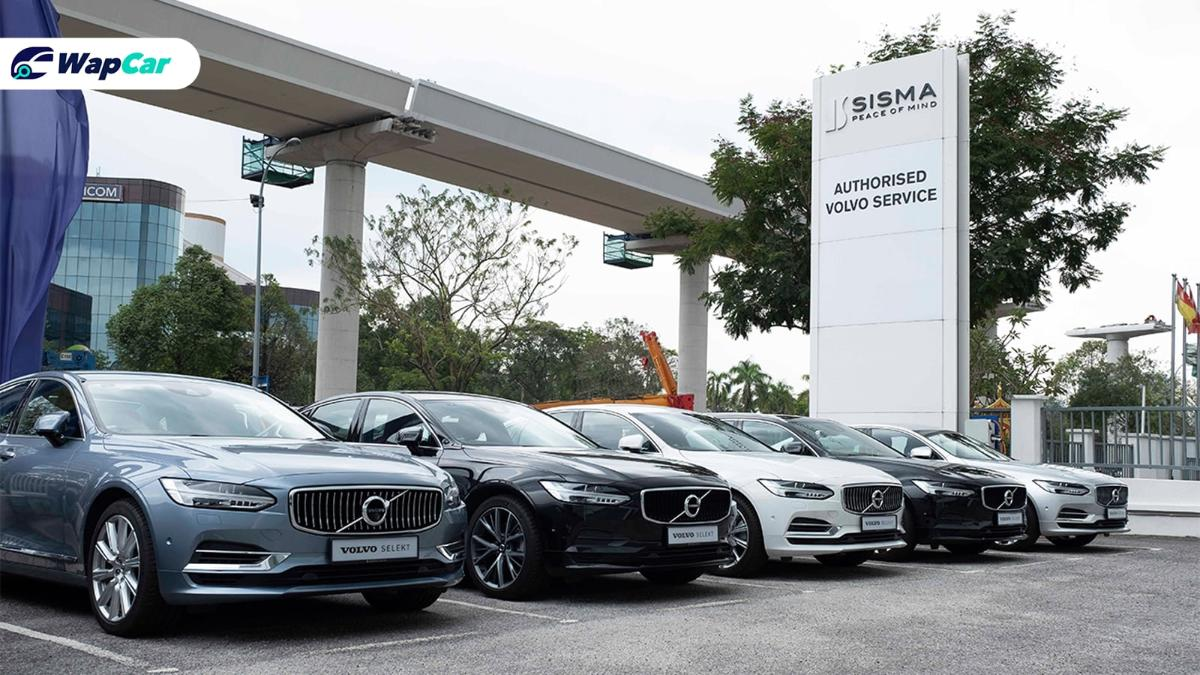 Volvo Car Malaysia launches its official used car programme called Volvo SELEKT 01