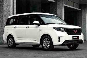 The world's best selling MPV in 2020 is the Wuling Hongguang! Say what?