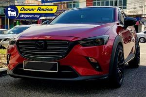 Owner Review:  Enchanting & Stylish! My Mazda CX-3 is still in the game for Sub-compact Crossovers