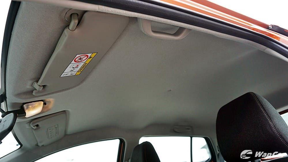 2019 Perodua Axia Style 1.0 AT Interior 054