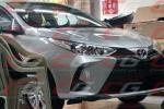 Spied: Is this the new 2021 Toyota Vios facelift?