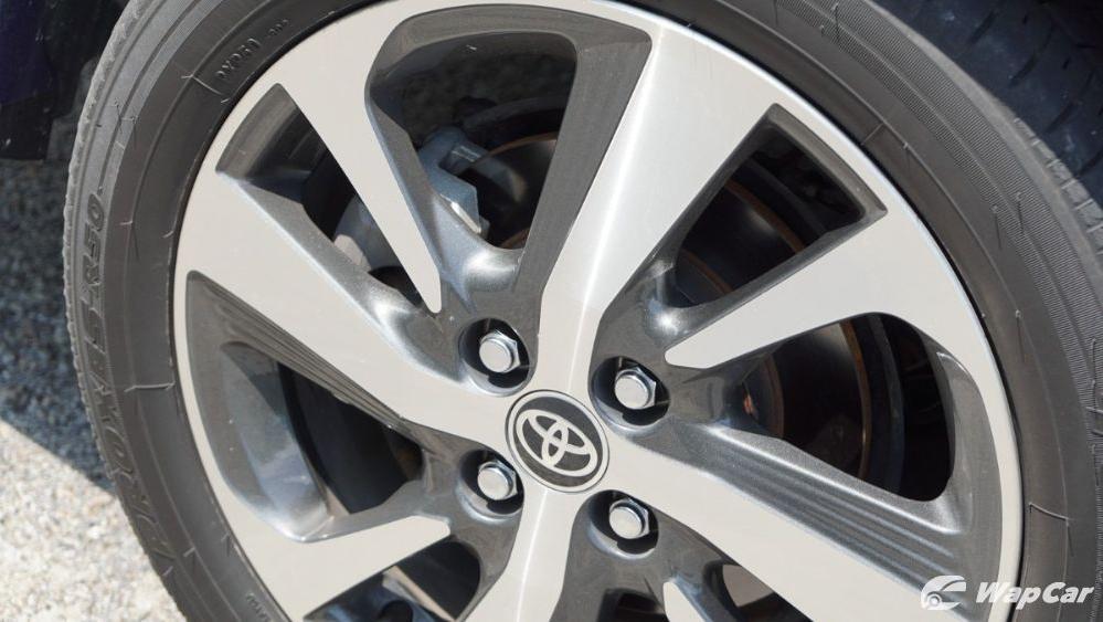 2019 Toyota Vios 1.5G Exterior 106