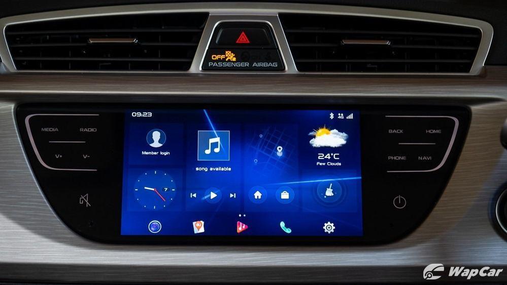 2020 Proton X70 1.8 Premium 2WD Interior 017