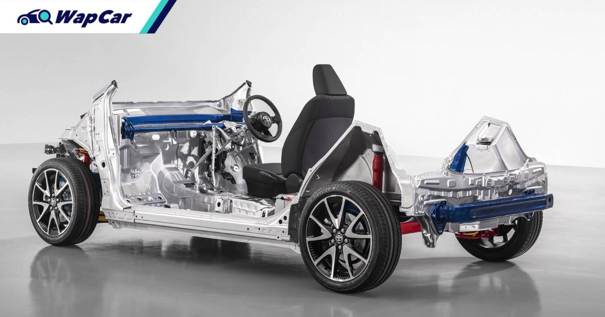 What is a car platform? It's not necessarily what you think it is 01