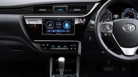 Toyota Corolla Altis (2018) Exterior 006