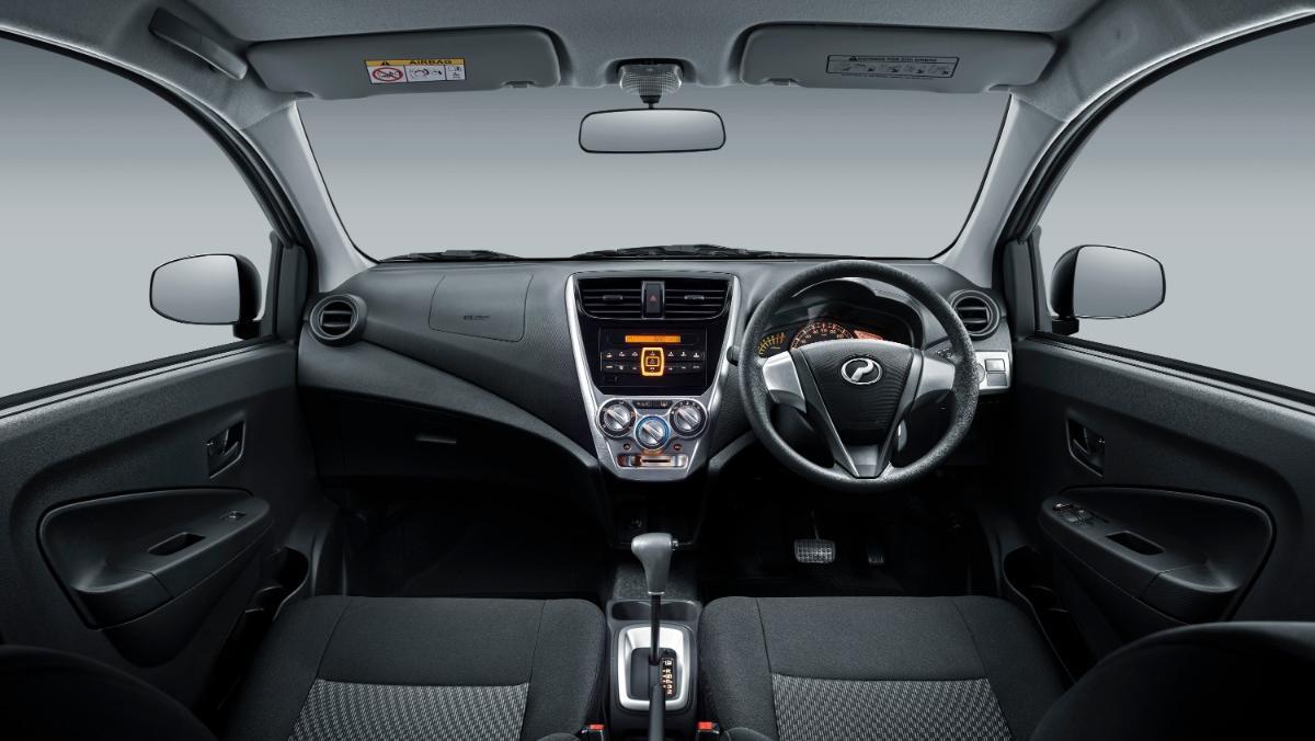 2019 Perodua Axia GXtra 1.0 AT Interior 045