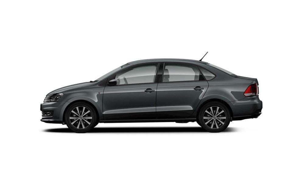 Volkswagen Vento (2018) Exterior 006