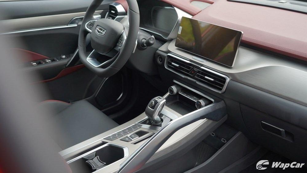 Proton X50 (2020) Interior 009