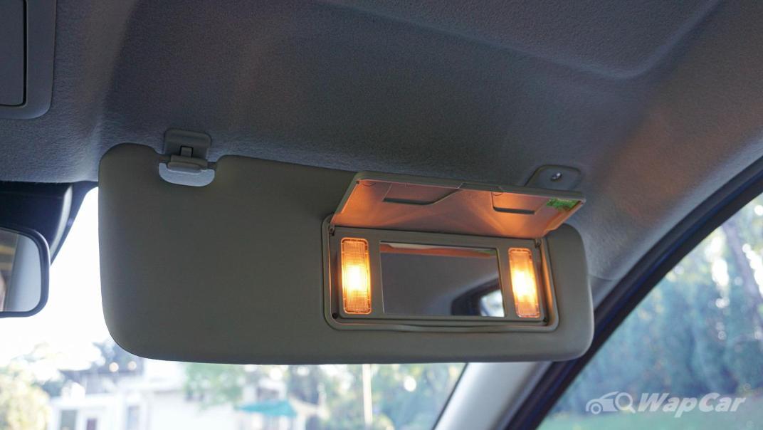 2019 Perodua Aruz 1.5 AV Interior 048