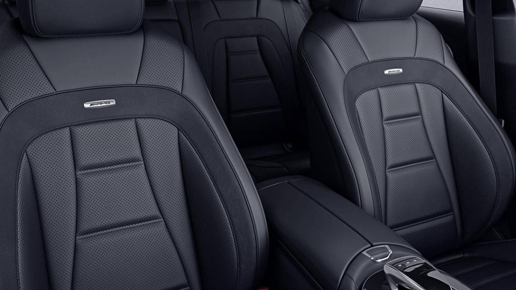 Mercedes-Benz AMG E-Class (2019) Interior 005