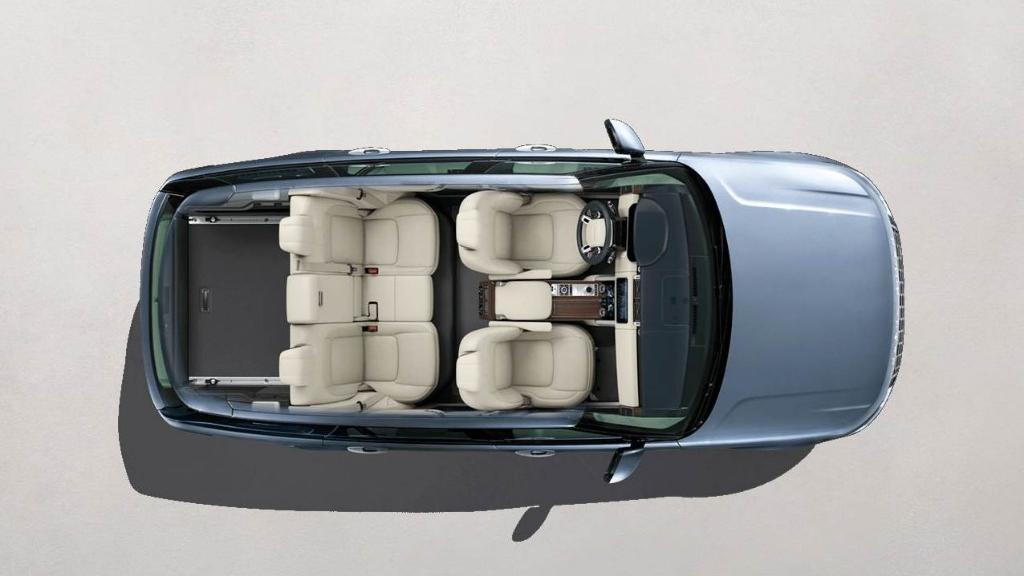 Land Rover Range Rover (2017) Interior 015