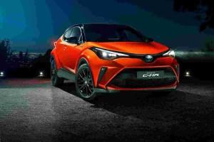 New Toyota C-HR unveiled, updated looks, quieter cabin