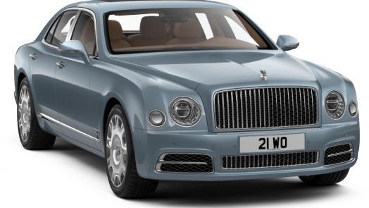 Bentley Mulsanne (2017) Exterior 006