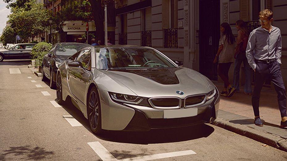 BMW i8 Coupe (2019) Exterior 002