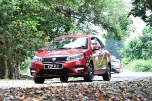 Proton's Saga returns to the top of A-segment sedan sales chart