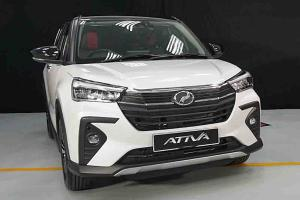 Launched in Malaysia, the 2021 Perodua Ativa: Priced from RM 62k, 1.0L Turbo, 98 PS/140 Nm